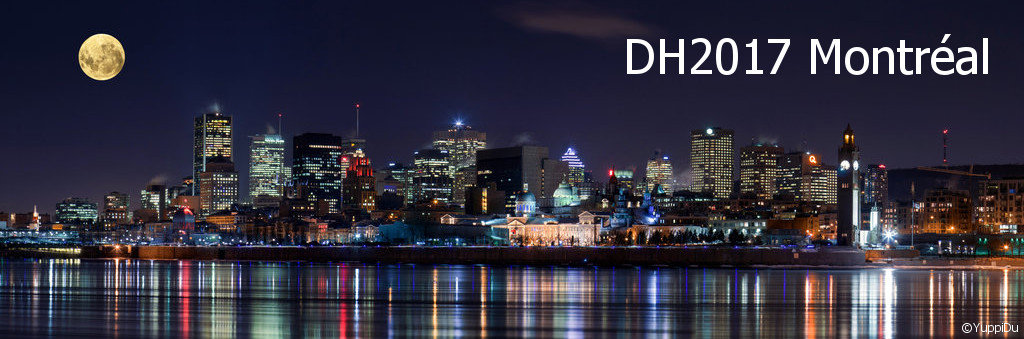 DH2017 Montreal Skyline